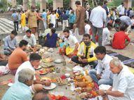 26 सितंबर को कोई श्राद्ध नहीं, मृत्यु तिथि पर श्राद्ध व तर्पण से उनकी तृप्ति|उज्जैन,Ujjain - Money Bhaskar