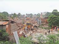 अवैध शराब पर कार्रवाई और माफिया मुक्त जमीन में अव्वल ; अब टीका 100% हो जाए|उज्जैन,Ujjain - Money Bhaskar