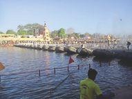 कलेक्टर बोले- हमारे पास सैटेलाइट मैप भी, पिछले सिंहस्थ जितनी जमीन के लिए कॉलोनी मकान तोड़ेंगे|उज्जैन,Ujjain - Money Bhaskar