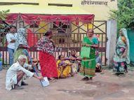 लाेक सेवा केंद्र में लग रही लोगों की भीड़, नजूल भूमि पर रह रहे परिवारों को अब रजिस्ट्री कराकर देगी सरकार|होशंगाबाद,Hoshangabad - Money Bhaskar