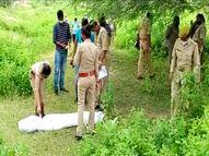 कुल्हाड़ी से गर्दन काटकर नाबालिग लड़की को मार डाला , पिता ने नौ लोगो के खिलाफ दर्ज कराई FIR, आरोपियों से था रूपये के लेनदेन का विवाद|झांसी,Jhansi - Money Bhaskar