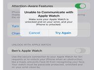 यूजर्स का दावा- एपल वॉच से फोन नहीं हो रहा अनलॉक, सिस्टम अपडेट होने के बावजूद भी हो रही दिक्कत|बिजनेस,Business - Money Bhaskar