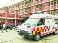 पुलिस चौकी में पूछतांछ के लिए लाये गये युवक ने चौकी की बाथरूम में फांसी लगाई , पुलिस अधिकारीयों ने दिए जाँच के आदेश|झांसी,Jhansi - Money Bhaskar