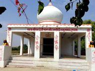 राजबब्बर ने टेका था मत्था और जीत गए थे चुनाव, अखिलेश ने की थी मंदिर के जीर्णोंद्धार की घोषणा। फिरोजाबाद,Firozabad - Money Bhaskar