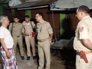 संपत्ति के विवाद में सूजे से किया ताबड़तोड़ वार, मौके पर गई जान; आरोपी फरार, पलिस कर रही तलाश फिरोजाबाद,Firozabad - Money Bhaskar