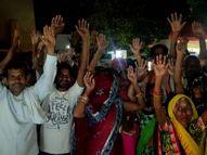 मजदूरी करने गए थे माता-पिता, घर लौटे तो नहीं मिलीं मासूम; जांच की बात कर रही पुलिस, परिजनों ने हंगामा किया फिरोजाबाद,Firozabad - Money Bhaskar
