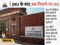 DU में केरल के छात्रों की बढ़ती संख्या पर RSS से जुड़े प्रोफेसर की नई थ्योरी; निशाने पर कम्युनिस्ट और केरल बोर्ड|DB ओरिजिनल,DB Original - Money Bhaskar