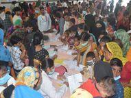 48 घंटे में दो सगे भाइयों सहित तीन बच्चों की मौत, ग्रामीणों ने कहा- साफ-सफाई न होने से फैल रही बीमारी फिरोजाबाद,Firozabad - Money Bhaskar