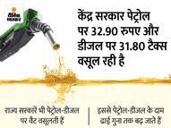 पेट्रोलियम और नेचुरल गैस मंत्री बोले ' पेट्रोल-डीजल की ऊंची कीमतों से हो रही फ्री वैक्सीन की भरपाई'|पर्सनल फाइनेंस,Personal Finance - Money Bhaskar
