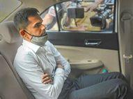 समीर वानखेड़े का आरोप- 2 पुलिसवाले मेरा पीछा कर रहे, फोन भी टैप किया जा रहा; गृह मंत्री पाटिल बोले-हमने नहीं दिया कोई आदेश महाराष्ट्र,Maharashtra - Money Bhaskar