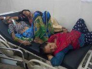 200 के पार पहुंचा मौत का आंकड़ा, ट्रामा सेंटर में 1 बेड पर भर्ती हो रहे 3 मरीज; तीमारदार बोले- नहीं मिल रही सुविधाएं फिरोजाबाद,Firozabad - Money Bhaskar