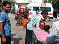 फिरोजाबाद में डेंगू और वायरल बुखार का कहर जारी, एक दिन में तीन ने तोड़ा दम फिरोजाबाद,Firozabad - Money Bhaskar