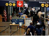 अमेरिका ने यात्रा पाबंदियां घटाईं, 8 नवंबर से फुल वैक्सीनेटेड लोगों को एंट्री मिलेगी|विदेश,International - Money Bhaskar
