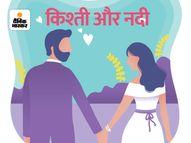 इठलाती, इतराती वह उसके चुंबकीय आकर्षण में बंधी यह भूल गई थी कि प्यार बेशक कर ले, पर प्यार की डोर को वह ऊंचे आसमान तक नहीं ले जा पाएगी|कहानी,Story - Money Bhaskar