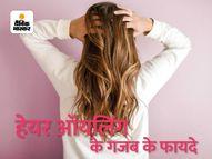जरूरत से ज्यादा न करें हेयर ऑयलिंग, जानिए बालों में तेल लगाने का सही टाइम और तरीका|लाइफस्टाइल,Lifestyle - Money Bhaskar