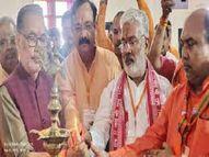 58 हजार 195 ग्राम पंचायतों में किसानों को बताई जाएंगी मोदी-योगी सरकार की उपलब्धियां,राजनीतिक अफवाहों का भी होगा पर्दाफ़ाश|लखनऊ,Lucknow - Money Bhaskar