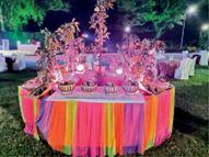 पचमढ़ी में सीताफल फूड फेस्टिवल मनाया, पहली बार लाेगाें ने गरबा के साथ उठाया लुत्फ|होशंगाबाद,Hoshangabad - Money Bhaskar