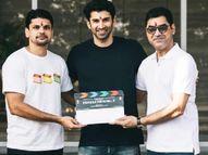 आदित्य रॉय कपूर ने शुरू की थ्रिलर फिल्म 'थाडम' के हिंदी रीमेक की शूटिंग, 'हम दो हमारे दो' का पहला गाना हुआ रिलीज बॉलीवुड,Bollywood - Money Bhaskar