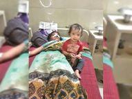 काम कर रही पत्नी ने पति को बच्चा गोद में उठाने को कहा तो पति ने कर दी पिटाई, अस्पताल में भर्ती|खिरकिया (होशंगाबाद),Khirkiya (Hoshangabad) - Money Bhaskar