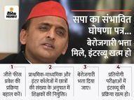 18 से 30 साल के 30% वोटर्स को साधने की रणनीति, यूपी के रिसर्च स्कॉलर्स तय करेंगे घोषणा पत्र|लखनऊ,Lucknow - Money Bhaskar