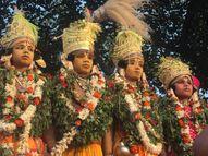 वाराणसी में हो रहा है नाटी इमली का भरत मिलाप; काशी नरेश पहली बार बिना हाथी के पहुंचे|वाराणसी,Varanasi - Money Bhaskar