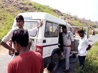 घर से लापता 25 साल के युवक की ट्रेन से कटने से मौत, परिवारवाले बोले - दोपहर में कहीं चला गया था मध्य प्रदेश,Madhya Pradesh - Money Bhaskar