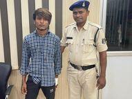 लाइन तोड़कर आगे गया तो 19 साल के लड़के को आया गुस्सा, चाकू से किए कई वार|रायपुर,Raipur - Money Bhaskar