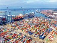 ब्रिटेन के सबसे बड़े पोर्ट पर 1.30 लाख से ज्यादा कंटेनर; फरवरी तक रहेगा यह जाम|विदेश,International - Money Bhaskar