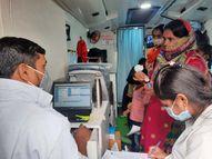 छोटे शहरों-कस्बों में भी शुरू होगी स्लम स्वास्थ्य योजना, बस्तियों में कैंप लगाकर होगा इलाज|रायपुर,Raipur - Money Bhaskar