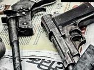 लूट की योजना बनाते कट्टा समेत एक बदमाश पकड़ा, अमायन में दो पिस्टल के साथ तस्कर दबोचा भिंड,Bhind - Money Bhaskar