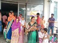 इलाज में लापरवाही का आरोप; SNCU में अब भी 50 बच्चे भर्ती, डाक्टर बोले-गंभीर था शिशु|छत्तीसगढ़,Chhattisgarh - Money Bhaskar