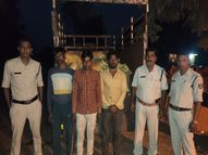 ग्रामीण इलाके में भोले-भाले किसानों को बेंच रहे थे नकली खाद; कैंट में बना रखा था गोदाम, 90 कट्टे जप्त मध्य प्रदेश,Madhya Pradesh - Money Bhaskar