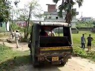 बगल में पड़ी थी बाइक, अब तक नहीं हो सकी पहचान जहानाबाद,Jehanabad - Money Bhaskar