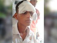 दो पक्षों के बीच चली लाठियां, गोलीबारी भी हुई, 5 लोग घायल , PMCH रेफर पटना,Patna - Money Bhaskar