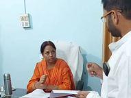 चार साल का गृह कर एक साथ वसूलने का आरोप, अधिकारी से मिलकर की शिकायत|अम्बेडकरनगर,Ambedkarnagar - Money Bhaskar