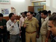 घर जा रहे मां-बेटे से बदमाशों ने की लूट, विरोध करने पर बेटे को मार दी गोली|फिरोजाबाद,Firozabad - Money Bhaskar