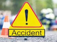 बाराबंकी में आपस में बाइक टकराने के घायल हुआ युवक, परिजनों ने इलाज में लापरवाही का लगाया आरोप|बाराबंकी,Barabanki - Money Bhaskar