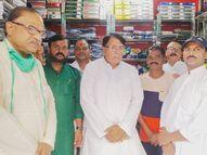 दतिया में पीसी शर्मा बोले- महंगाई से जनता त्रस्त, इसलिए कांग्रेस को उप चुनाव में मिलेगी बड़ी जीत मध्य प्रदेश,Madhya Pradesh - Money Bhaskar
