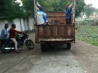 बोरिंग मशीन से पाइप निकालते समय बिजली के तारों की चपेट में आ गए थे चाचा-भतीजे मध्य प्रदेश,Madhya Pradesh - Money Bhaskar