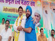 सागर में अशोक शर्मा गुट की बैठक में हुआ निर्णय, उधर, भटनागर गुट ने 17 को इटारसी में बुलाई कार्यकारिणी की बैठक जबलपुर,Jabalpur - Money Bhaskar