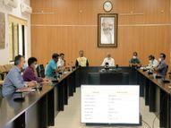 CM का स्वास्थ्य विभाग को निर्देश-18 से 20 अक्टूबर तक डोर-टू-डोर वैक्सीनेशन अभियान पटना,Patna - Money Bhaskar