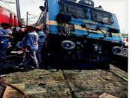 मालगाड़ी इंजन के 4 पहिए हुए डिरेल ट्रैक से ढाई घंटे तक काेल डिस्पैच बंद|छत्तीसगढ़,Chhattisgarh - Money Bhaskar