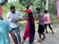 शादी की जिद में प्रेमिका अपने भाई से भिड़ी; प्रेमी को लड़की के भाई व दोस्तों ने पीटा पटना,Patna - Money Bhaskar