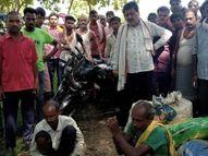 मंदिर में झाड़-फूंक कराने में पूरे शरीर में फैल गया जहर, जब तक अस्पताल पहुंचे हो चुकी थी मौत रोहतास,Rohtas - Money Bhaskar