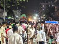 पटना में युवक की कनपटी पर गोली मारकर हत्या, नवादा में भी पुलिस की तैयारी फेल, जमकर हुआ हंगामा पटना,Patna - Money Bhaskar