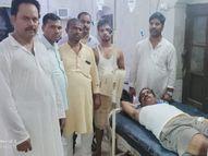 अपराधियों ने घर पर चढ़कर की गोलीबारी, एक युवक के जांघ में लगी गोली; हालत गंभीर सीवान,Siwan - Money Bhaskar