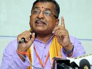 महामंत्री बोले- अंतरराष्ट्रीय समुदाय के साथ मिलकर बांग्लादेश पर दबाब बनवाएभारत; जिहादियों पर नकेल कसी जाए पटना,Patna - Money Bhaskar