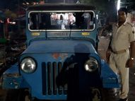 छेड़खानी के विरोध पर भिड़े लफंगे और पूजा समिति के लोग, हंगामे में 10 पुलिसवाले भी घायल नवादा,Nawada - Money Bhaskar