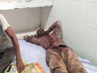 अशोकनगर में दो अलग-अलग गांव में खेत पर कब्जा करने आए लोगों ने किया हमला, जिला अस्पताल में भर्ती घायल अशोकनगर,Ashoknagar - Money Bhaskar