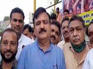विधायक दांगी बोले- सांसद प्रज्ञा ठाकुर एक राक्षसी प्रवत्ति की महिला हैं, वो कहीं से भी साध्वी नहीं लगती|राजगढ़ (भोपाल),Rajgarh (Bhopal) - Money Bhaskar